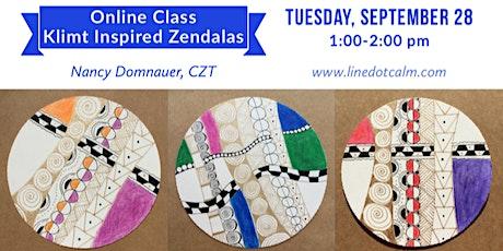 Klimt Inspired Zendalas Tuesday, September 28 tickets