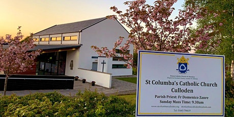 Holy Mass at St. Columba's Culloden: 19th Sunday in Ordinary Time, Year B tickets