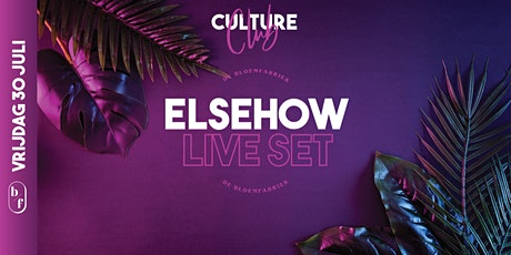 Culture Club - Elsehow tickets