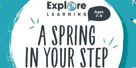 A Spring in Your Step Comprehension Workshop (Ages 7-9 recommended) tickets