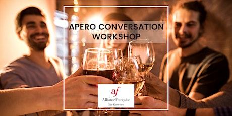 Apero Conversation for Beginners - Holidays & Hobbies tickets