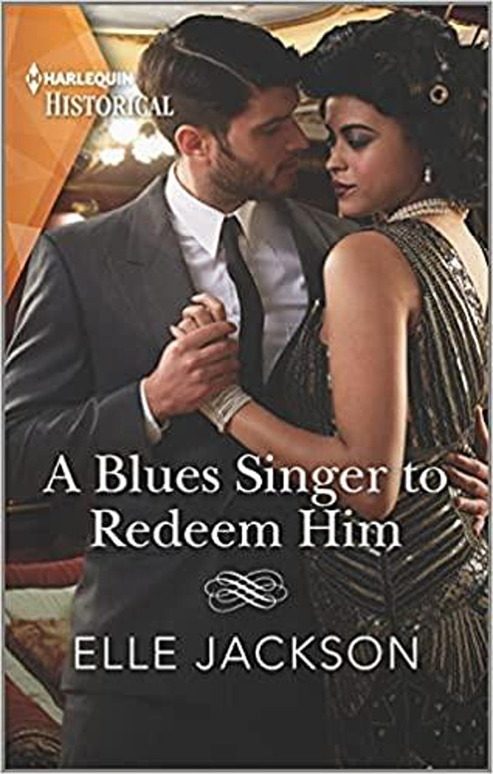 A Blue's Singer to Redeem Him Book Release Party image