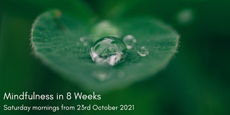 Mindfulness in 8 Weeks Tier 1 tickets