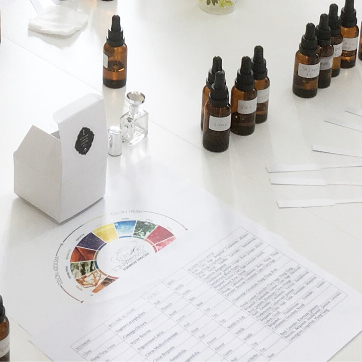 Perfume Making Experience with Prosecco & FREE Luxury Candle image