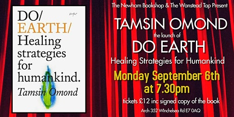 Tamsin Omond: Do Earth: Healing Strategies for Humankind tickets