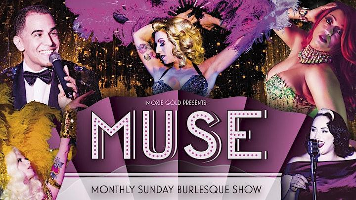 MUSE Burlesque Show - Orange County's Premier Burlesque Show image