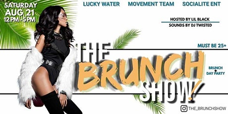 The BRUNCH Show! tickets