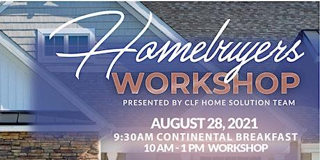 Homebuyer Workshop 202WON tickets