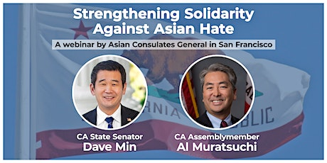 Strengthening Solidarity Against Asian Hate tickets