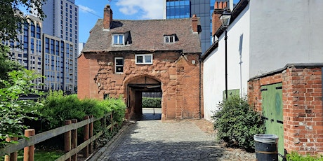 Coventry's Literary Connections Guided Walking Tour tickets