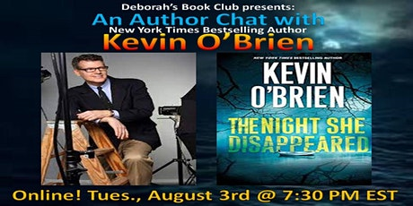 Author Chat with Kevin O'Brien tickets