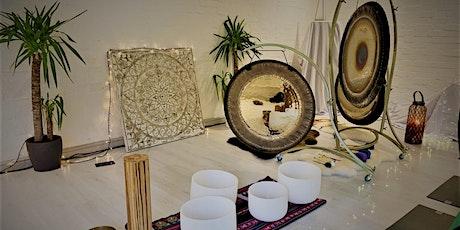 Leo New Moon Gong Bath tickets