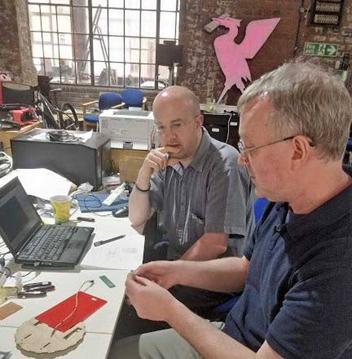 DoES Liverpool Maker Night image