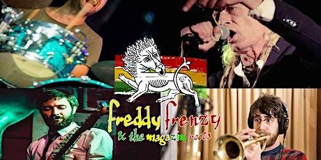Freddy Frenzy & The Magazin Roots | Piazze d'Arte 2021 | Piazza Tra i Rivi biglietti