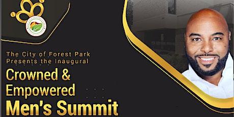 Crowned & Empowered Men's Summit tickets