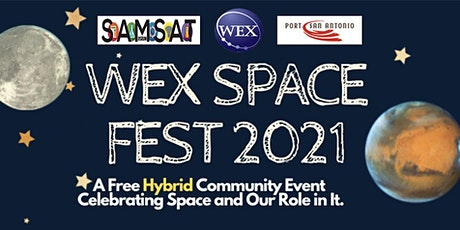 WEX Space Fest 2021 tickets