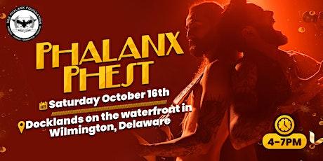Phalanx Phest Concert Series tickets