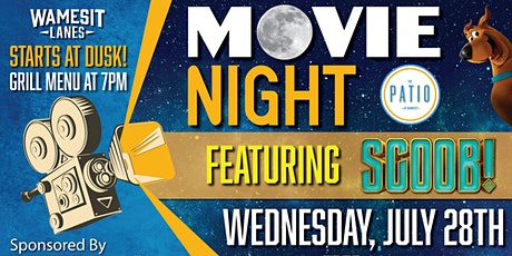 Free Movie Night on the Patio- July 28th tickets