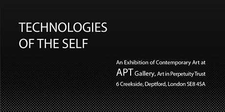 Technologies of the Self: Online talk with Victoria Ahrens and the artists. tickets