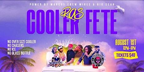 REGGAE AFROBEATS SOCA COOLER FETE tickets