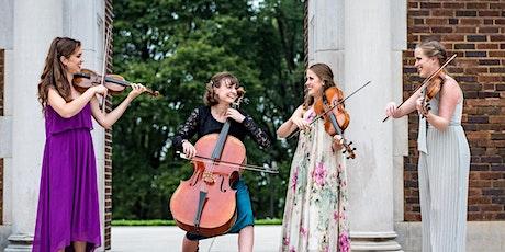 Quartet Salonnières Featuring Aisslinn Nosky tickets