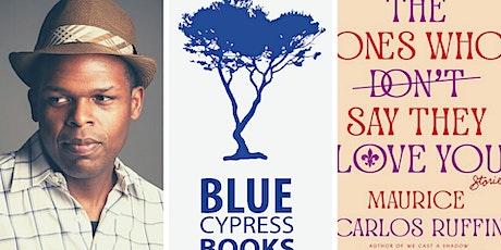 An Evening w/ Maurice Carlos Ruffin tickets