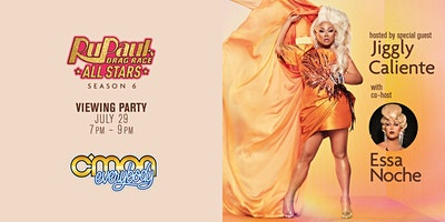 RuPauls Drag Race All Stars Viewing Party w/ Jigg