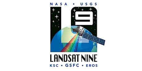 Landsat 9 ingressos