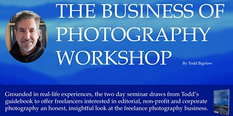 The Business of Photography Workshop tickets