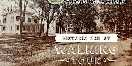 Hudson's Historic 3rd St Walking Tour tickets