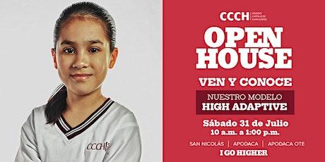Open House CCCH 2021 San Nicolás. Entrada libre tickets