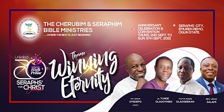 Seraphs' for Christ Convention 2021/ Leadership Revival Conference. tickets