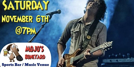 Davy Knowles back at Mojo's BoneYard! tickets