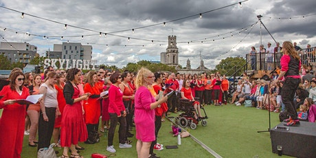 Summer Rooftop Party with London City Voices tickets