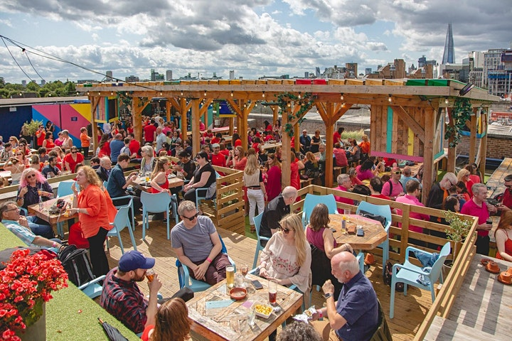 Summer Rooftop Party with London City Voices image