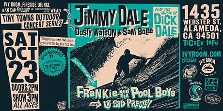 JIMMY DALE w/ Dusty Watson & Sam Bolle  play the music of Dick Dale! tickets