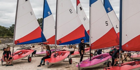RYA Stage 3 for Junior BCYC members - Three day sailing course tickets