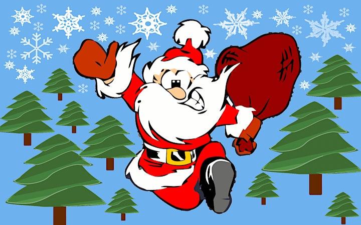 Santa 10k image