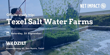 Trip to the Texel Salt Water Farms tickets