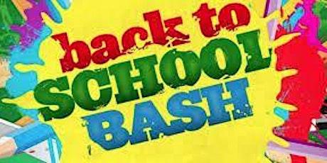 Back 2 School Bash tickets