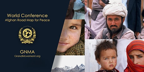 World Conference for Afghan Road Map for Peace tickets