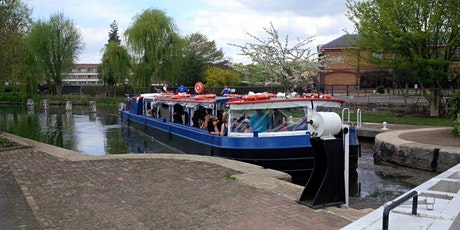 Ware and Hertford Waterbus 2021 tickets