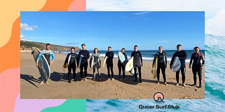 Queer Surf Club | Cornwall Meet-up tickets