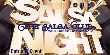 LATIN SALSA NIGHT PATIO PARTY IN TORONTO (Reservations Required) tickets