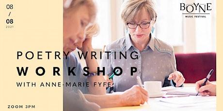 Creative Writing Workshop: Rhapsody in Blue tickets