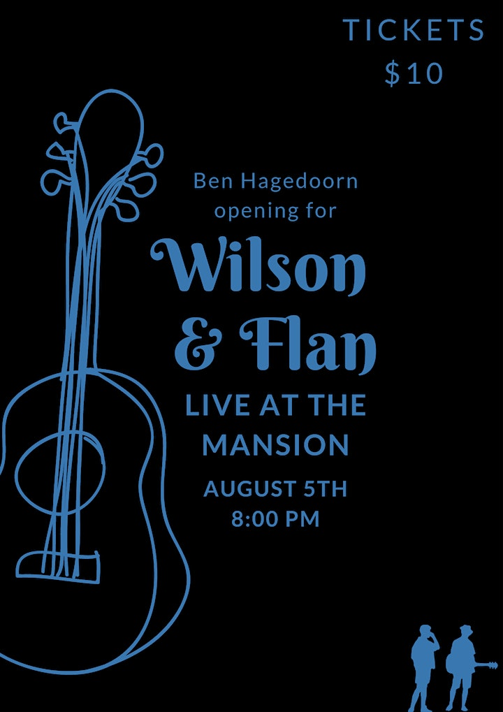 Wilson & Flan, Live at The Mansion image
