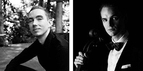 Coleman Itzkoff & Robert Warner: Boccherini, Scarlatti & More tickets