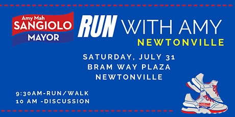 Run (or Walk) With Amy & Coffee - Newtonville tickets