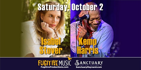 Isabel Stover & Kemp Harris tickets