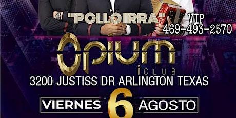 Binomio de Oro en Opium iClub!! | Viernes 6 de agosto 2021 | Arlington, TX tickets